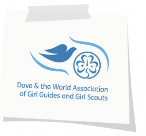Dove and WAGGGS